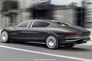 Would Mercedes Be Better Off Building This Maybach 850 Landaulet?