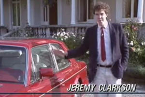 Watching Jeremy Clarkson Watch His First Top Gear Appearance Is Hilarious