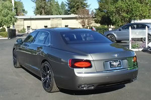 The 2017 Bentley Flying Spur V8 S Made Us Forget About The W12