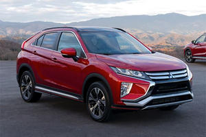 Meet The New Mitsubishi Eclipse Cross: Yes, It's A Crossover