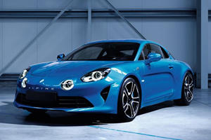 The New Alpine A110 Is Breathtakingly Beautiful