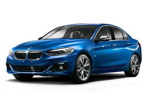 The New BMW 1 Series Sedan Is For China Only And You're Not Missing Out