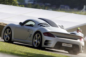 Renowned Porsche Modifier RUF Is Bringing A Supercar To Geneva