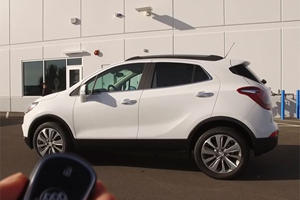 Crossovers Like The 2017 Buick Encore Are What's Killing Sedans