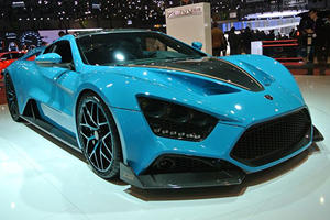 Zenvo Brings One-Off TS1 GT To Geneva With A 250 MPH Top Speed
