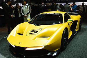 The Fittipaldi EF7 By Pininfarina Is A 600 HP Idiot Proof Track Car