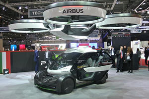 Meet The Pop.Up: A New Flying Car Concept By Italdesign And Airbus