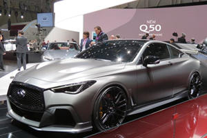 The Wild Infiniti Q60 Black S Concept Needs To Be Built And Here's Why
