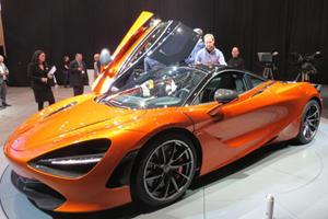 Beautiful Engineering Made The McLaren 720S A Stunning Supercar