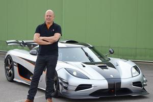 Christian von Koenigsegg Can Check All Koenigseggs From His Phone