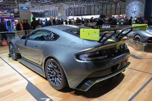 Aston Martin Has No Plans To Develop Autonomous Technology