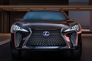 Another Odd-Looking Lexus Concept Has Been Confirmed For Production