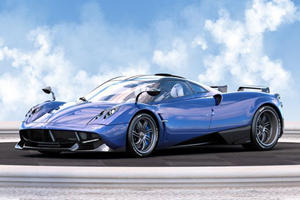 Pagani Huayra Pearl Brought Back To Life After Horrific Accident