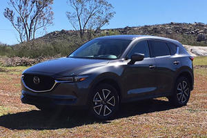 2017 Mazda CX-5 First Drive Review: The Underdog Is Ready For The Big Fight