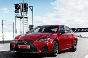 Is Lexus About To Bring The Axe Down On The GS?