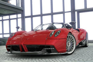 Pagani Launches An Online Configurator For Huayra Roadster
