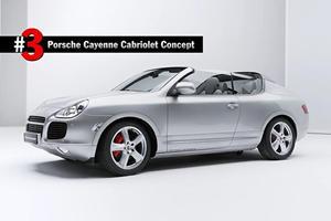 These Are The Top 5 Porsche Concepts According To Porsche