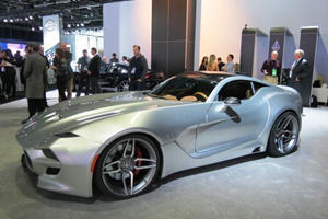 The Dodge Viper Will Live On In The VLF Force 1 Roadster
