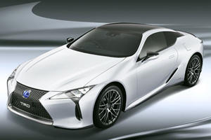 The Lexus LC500 With A TRD Body Kit Still Isn't Good Enough