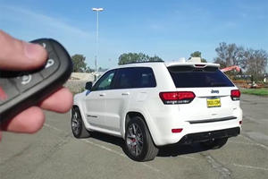 The Jeep Grand Cherokee SRT Is The Hot Rod SUV Germany Can't Replicate