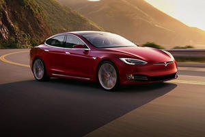 Teslas Cost Less To Insure Because They Crash Less Than Normal Cars