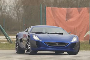 Rimac Modeled The Concept One Torque Vectoring System After A Cheetah