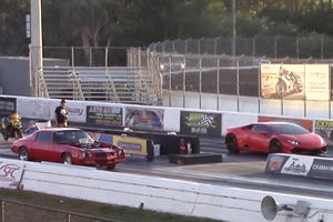 Here's How To Get A Stock Huracan To Set A New Quarter Mile Record