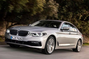 BMW Is Bringing A Bunch Of Hybrids To New York, But No New M Models?