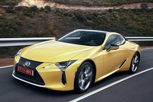 "Lexus Wants To Create ""Lexus Envy"" That'll Make Other Drivers Jealous"