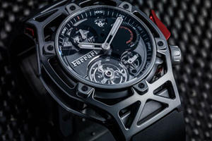 This Latest Ferrari Watch Is Worth Way More Than Your Car