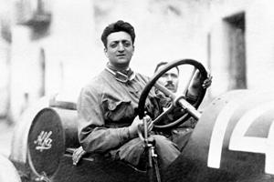 Italian Police Uncover A Plot To Dig Up And Steal Enzo Ferrari's Body