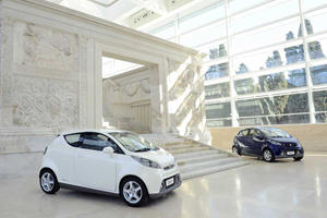 Belumbury Presents its DANY City Car