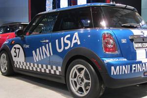 LA 2011: And Now MINI Joins the B-Spec Race