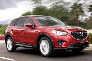 LA 2011: 2013 Mazda CX-5 for the States Shows Up