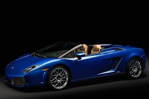 LA 2011: Lamborghini Gallardo LP550-2 Spyder