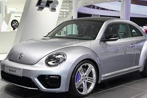LA 2011: Volkswagen Beetle R Concept