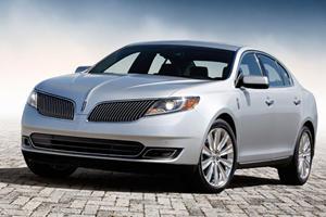 LA 2011: 2013 Lincoln MKS