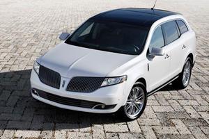 LA 2011: 2013 Lincoln MKT