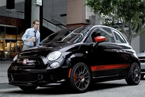 Abarth's Bombshell Wins vs. Fiat's Jennifer Lopez in Ad Campaigns