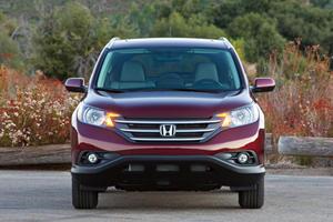 LA 2011: 2012 Honda CR-V Cruises into Cali