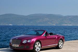 LA 2011: Bentley Continental GTC Debuts in the U.S.A.