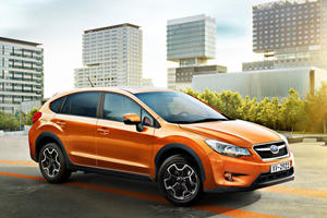 Report: Subaru XV Branded the XV Crosstrek in the U.S.