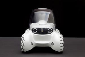 Smart 341 Parkour Wins LA Auto Show Design Challenge