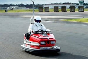 Watch The Stig Pilot The Fastest Bumper Car In The World