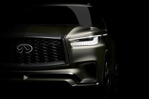 Infiniti Planning Something Huge For New York Auto Show