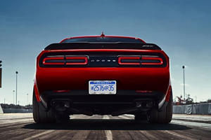 The 2018 Dodge Challenger SRT Demon: Everything We Know So Far