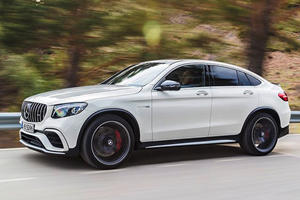 Mercedes-AMG GLC63 Debuts With 503 HP