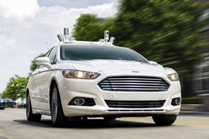 Ford Kicks Everyone's Ass When It Comes To Automated Driving