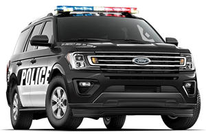 Ford Launches Aluminum-Bodied Expedition SUV For Police Duty