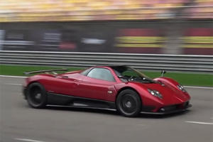 This Is Nothing But 25 Minutes Of Pure Pagani Porn